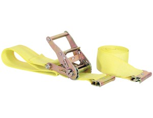 E-Track, 2X20 Strap With Ratchet