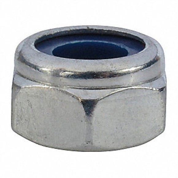 "1"" Lock Nut For Al-KO Equalizer Bolt"