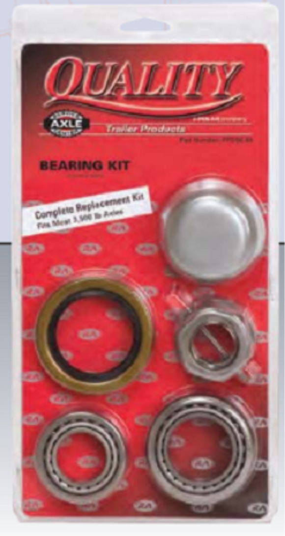 Bearing Kit, #42, 6 Hole, 5.2K-7K, (13HRM)