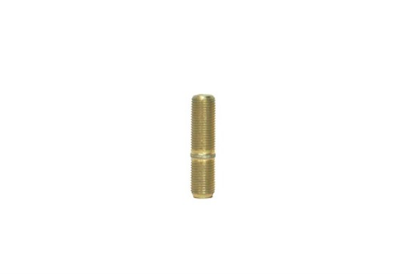 "Stud, Double Sided, 1/2""-20 X 1/2""-20, Fine-Fine, Yellow"
