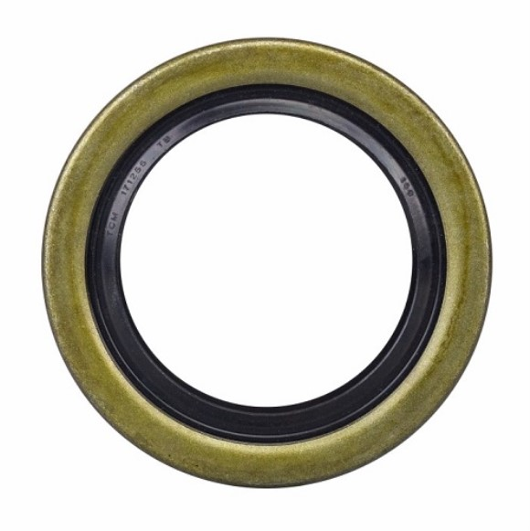 "Seal, Grease, ID-1.720"", OD-2.565"", Double Lip, Spring, (#84)"