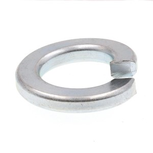 "1/2"" Lock Washer, Split, Zinc"