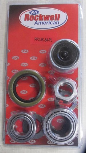 Bearing Kit, #84, 3.5K, EZ Lube