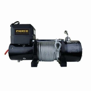 Winch, 6,000 lb., 12 Volt, Recovery Series