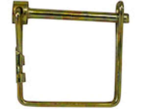 "1/4"" Coupler Pin, Square"