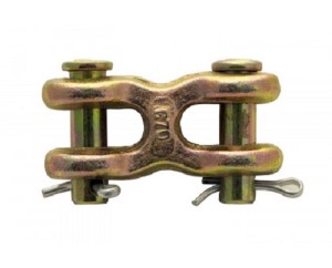 "Double Clevis, 3/8"", Grade 70, 6600 WLL"